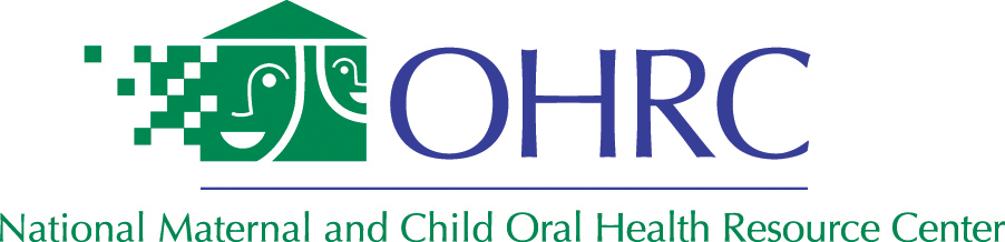logo for National Maternal and Child Oral Health Resource Center